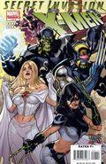 Secret Invasion X-Men (2008) 1A
