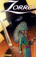 Zorro (2008 Dynamite Entertainment) 7A