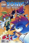 Sonic the Hedgehog (1993 Archie) 191