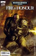 Warhammer 40k Fire and Honour (2008) 1A