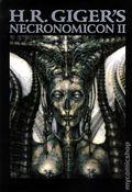 H.R. Giger's Necronomicon HC (1991-1992 Morpheus Fine Art) 2-REP