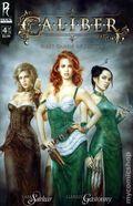 Caliber (2008 Radical Comics) 4A