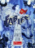 Fables Covers by James Jean HC (2008 DC/Vertigo) 1-1ST