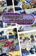 Classic Transformers TPB (2008-2010 IDW) 2-1ST