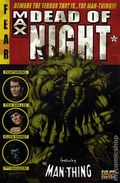 Dead of Night Featuring Man-Thing TPB (2008 Marvel MAX) 1-1ST
