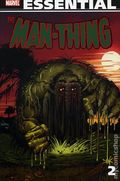 Essential Man-Thing TPB (2006-2008 Marvel) 2-1ST