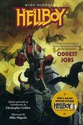 Hellboy Oddest Jobs SC (2008 A Dark Horse Novel) 1-1ST