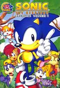 Sonic the Hedgehog Archives (2006-2015 An Archie Digest) 1-REP