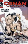 Conan the Cimmerian (2008 Dark Horse) 1B