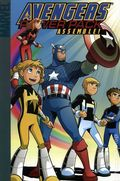 Avengers and Power Pack Assemble TPB (2006 Marvel Digest) 1-1ST