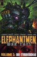 Elephantmen War Toys TPB (2008 Image) 1-1ST