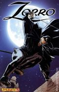 Zorro (2008 Dynamite Entertainment) 5B