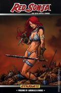 Red Sonja TPB (2006-2014 Dynamite) 4-1ST