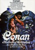 Conan in The Tower of the Elephant SC (1975 A Today Press Novel) Plus the God in the Bowl 1-1ST
