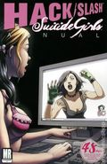 Hack Slash Annual Suicide Girls (2008) 1B