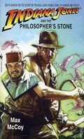 Indiana Jones and the Philosopher's Stone PB (1995 A Bantam Novel) 1-REP