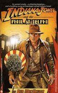 Indiana Jones and the Peril at Delphi PB (1991 A Bantam Novel) 1-1ST