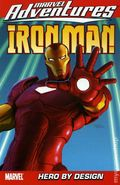Marvel Adventures Iron Man TPB (2007-2008 Marvel Digest) 3-1ST