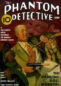 Phantom Detective Jun 1937 Replica SC (2008 Adventure House) The Dancing Doll Murders 1-1ST