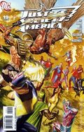 Justice Society of America (2006-2011 3rd Series) 19A