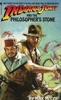 Indiana Jones and the Philosopher's Stone PB (1995 A Bantam Novel) 1-1ST
