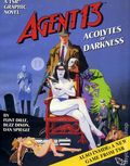 Agent 13 Acolytes of Darkness GN (1990 TSR) 1A-1ST