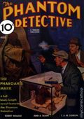 Phantom Detective Aug 1935 Replica SC (2008 Adventure House) The Pharaoh's Mark 1-1ST