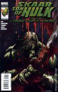 Skaar Son of Hulk Presents Savage World of Sakaar (2008) 1