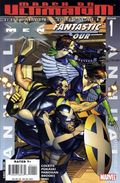 Ultimate X-Men Fantastic Four Annual (2008) 1