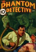 Phantom Detective Sept 1935 Replica SC (2007 Adventure House) Master of the World 1-1ST