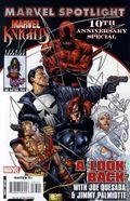 Marvel Spotlight Marvel Knights 10th Anniversary (2008) 1A