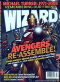 Wizard the Comics Magazine (1991) 204A