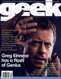 Geek Monthly (2006) 200810