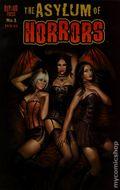 Asylum of Horrors TPB (2008-2009 Asylum Press) 1-1ST