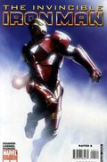 Invincible Iron Man (2008) 4B