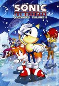 Sonic the Hedgehog Archives (2006-2015 An Archie Digest) 8-1ST
