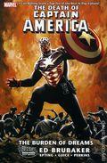 Captain America The Death of Captain America TPB (2008-2009 Marvel) 2-1ST