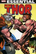 Essential Thor TPB (2005- Marvel) 2nd Edition 2-1ST