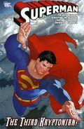 Superman The Third Kryptonian TPB (2008 DC) 1-1ST