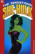 Sensational She-Hulk TPB (1992 Marvel) 1st Edition 1-1ST