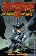 Adrenalynn Weapon of War TPB (2001 Dark Horse) 1-1ST