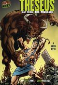 Graphic Universe: Theseus Battling the Minotaur GN (2008 Lerner) A Greek Myth 1-REP