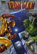 Iron Man Legacy of Doom HC (2008 Marvel) 1-1ST