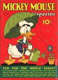 Mickey Mouse Magazine Vol. 2 (1934) 2nd Giveaway Series 7