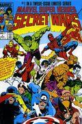 Marvel Super Heroes Secret Wars Omnibus HC (2008 Marvel) 1A-1ST