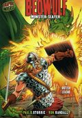 Graphic Universe: Beowulf Monster Slayer GN (2008 Lerner) A British Legend 1-1ST