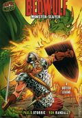 Graphic Universe: Beowulf Monster Slayer GN (2008 Lerner) A British Legend 1-REP
