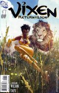 Vixen Return of the Lion (2008) 1