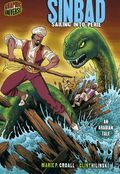 Graphic Universe: Sinbad Sailing into Peril GN (2008 Lerner) An Arabian Tale 1-REP