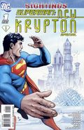 Superman New Krypton Special (2008) 1A